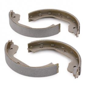 TOMEX brakes Bremsbackensatz (TX 21-90)