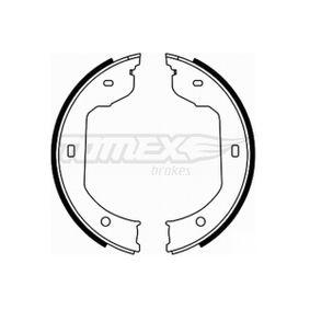 Bremsbacken TOMEX brakes (TX 21-90) für BMW X5 Preise