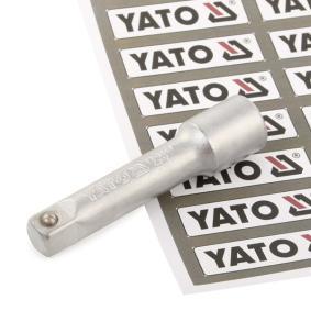 YT-3843 Förlängninsskaft, hylsnyckel från YATO högkvalitativa verktyg