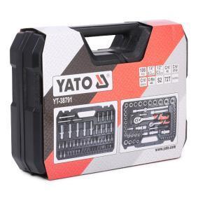 YT-38791 Dugókulcs készlet ől YATO minőségi zerszámok