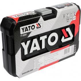 YATO Steckschlüsselsatz YT-38561 Online Shop