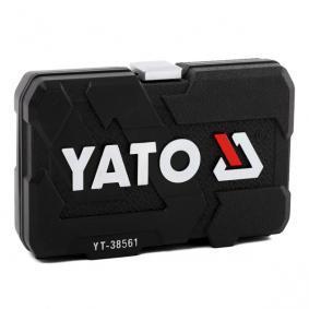 Dugókulcs készlet YT-38561 YATO