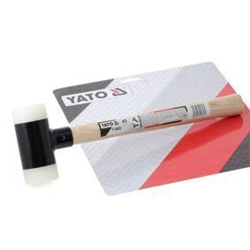 YT-4626 Martillo de cabeza plástica de YATO herramientas de calidad
