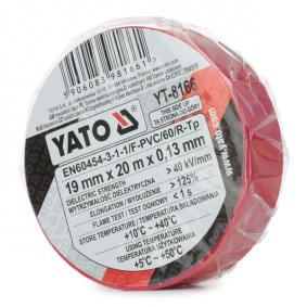 Поръчайте YT-8166 Лепеща лента от YATO