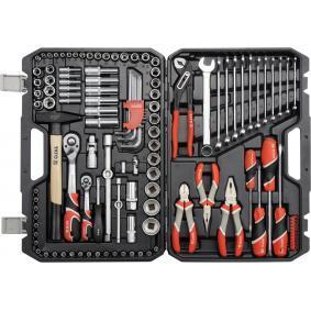 YATO Kit de herramientas (YT-38901) a un precio bajo