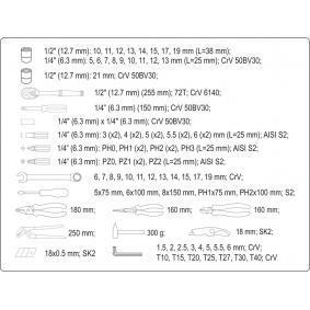YATO Werkzeugsatz YT-38951 Online Shop
