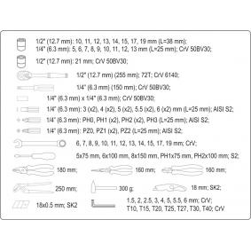 YATO Kit de herramientas YT-38951 tienda online