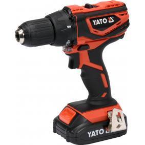 Laddningsbar skruvdragare YT-82782 YATO