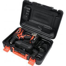 YT-82782 Laddningsbar skruvdragare från YATO högkvalitativa verktyg