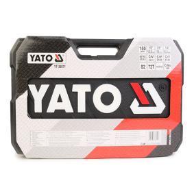 Kit de herramientas YT-38811 YATO