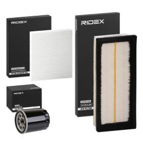 30A4000100 für HONDA, MITSUBISHI, Filter-Satz RIDEX (4055F0169) Online-Shop