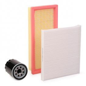 RIDEX Filter Set (4055F0169) at low price