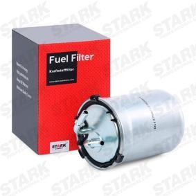 Ibiza IV ST (6J8, 6P8) STARK Filtro de combustible SKFF-0870258