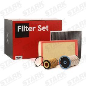 5Q0127177B pentru VW, AUDI, SKODA, SEAT, CUPRA, Set filtre STARK (SKFS-1880177) Magazin web