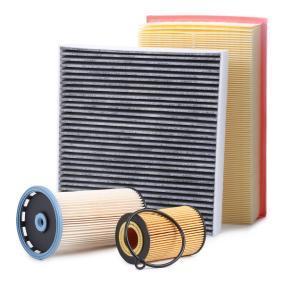 RIDEX 4055F0178 Filter-Satz OEM - 03N115562 AUDI, MAN, SEAT, SKODA, VW, VAG, FIAT / LANCIA, CUPRA günstig