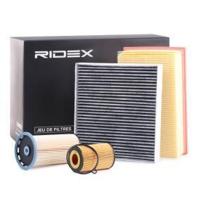 5Q0127177B pentru VW, AUDI, SKODA, SEAT, CUPRA, Set filtre RIDEX (4055F0178) Magazin web
