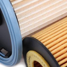 RIDEX Set filtre 4055F0178