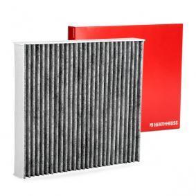 HERTH+BUSS JAKOPARTS Filtro de aire acondicionado J1345011