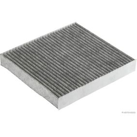 HERTH+BUSS JAKOPARTS Filtro aire habitáculo J1345011