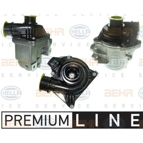 HELLA Water Pump 11517632426 for BMW acquire