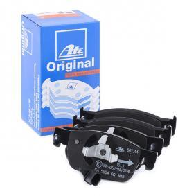 8W0698151AG pour VOLKSWAGEN, AUDI, SEAT, SKODA, Kit de plaquettes de frein, frein à disque ATE (13.0460-7314.2) Boutique en ligne