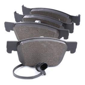 ATE Kit de plaquettes de frein, frein à disque (13.0460-7314.2) à bas prix