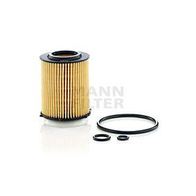 MANN-FILTER MERCEDES-BENZ E-Class Spark plug (HU 7044 z)