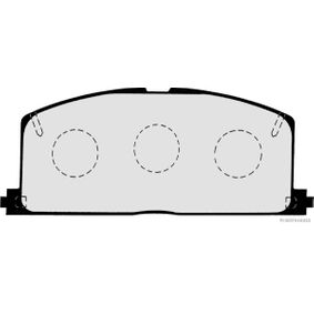 TOYOTA STARLET 1.5 D (NP80_) 54 CV año de fabricación 12.1989 - Lámparas para luces traseras (J3602062) HERTH+BUSS JAKOPARTS Tienda online