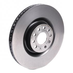 BREMBO 09.C892.11 Спирачен диск OEM - 1K0615301AB AUDI, SEAT, SKODA, VW, VAG, A.B.S., sbs, OEMparts евтино