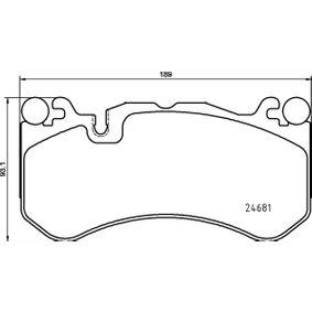 BREMBO Spark plug (P 50 142)