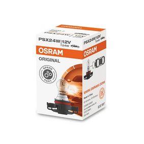2504 Крушка с нагреваема жичка, мигачи от OSRAM качествени части