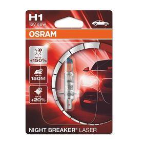 64150NL-01B Glühlampe, Fernscheinwerfer von OSRAM Qualitäts Ersatzteile