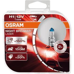 64150NL-HCB Glühlampe, Fernscheinwerfer von OSRAM Qualitäts Ersatzteile