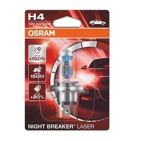 64193NL-01B Glühlampe, Fernscheinwerfer von OSRAM Qualitäts Ersatzteile