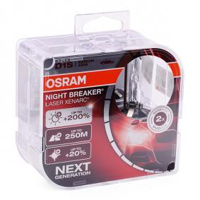 66140XNL-HCB Bulb, spotlight from OSRAM quality parts