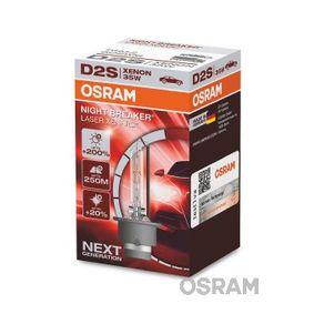 D2S für MERCEDES-BENZ, Glühlampe, Fernscheinwerfer OSRAM (66240XNL) Online-Shop
