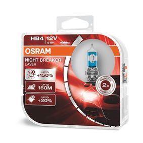 9006NL-HCB Glühlampe, Fernscheinwerfer von OSRAM Qualitäts Ersatzteile