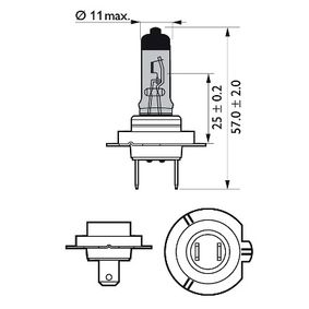 Bulb, spotlight (12972WVUB1) from PHILIPS buy