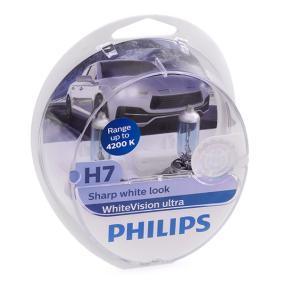 Крушка с нагреваема жичка, фар за дълги светлини PHILIPS Art.No - 12972WVUSM OEM: 532472 за купете