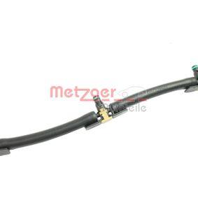 Kraftstoffverteiler 0840089 METZGER