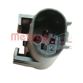METZGER Wheel speed sensor 0900927