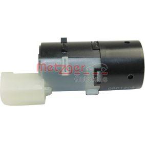 METZGER Rückfahrsensoren 0901208