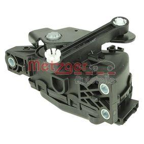 METZGER Sensor, Gaspedalstellung 0901256