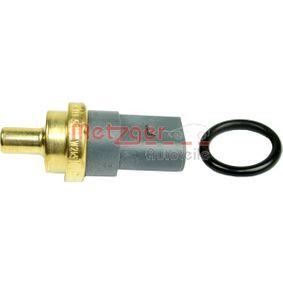 METZGER Датчик, температура на охладителната течност 0905466