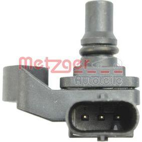 Sensor, Saugrohrdruck 0906294 METZGER