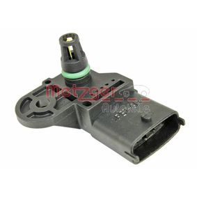 Sensor, intake manifold pressure 0906302 METZGER