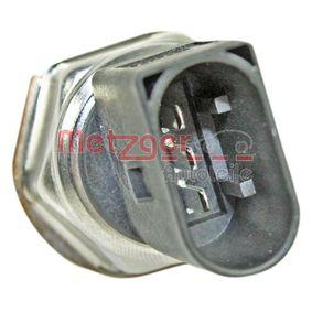 Sensor, Kraftstoffdruck 0906317 METZGER