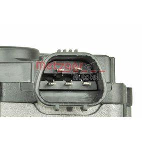 Motor del limpiaparabrisas 2190786 METZGER
