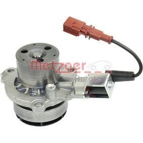 METZGER Pompa apa 04L121011L pentru VW, AUDI, SKODA, SEAT, CUPRA cumpără