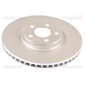 Bremsscheibe TRISCAN Art.No - 8120 16177C OEM: 5312312 für FORD, FORD USA kaufen